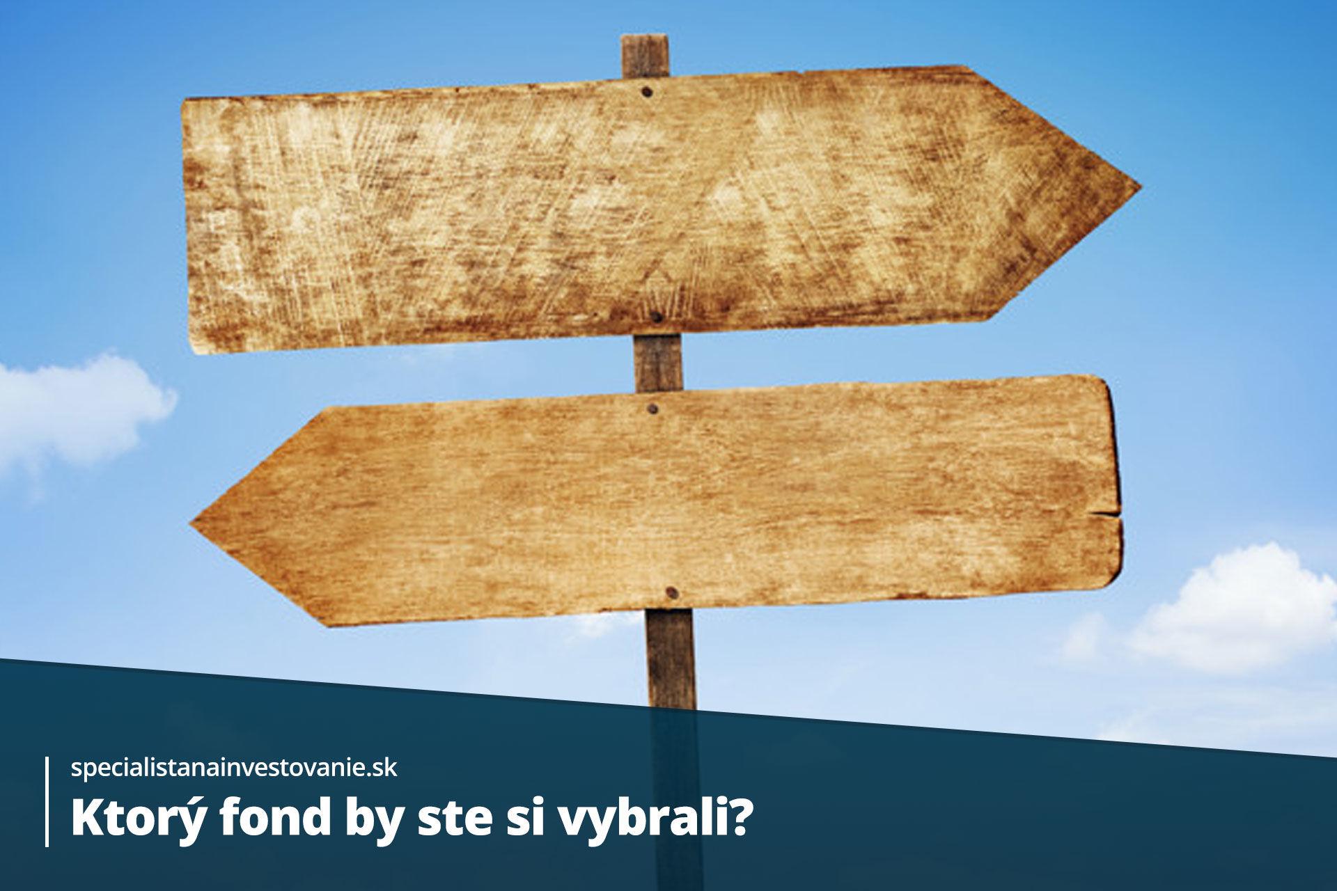 ako vybrať investičné fondy