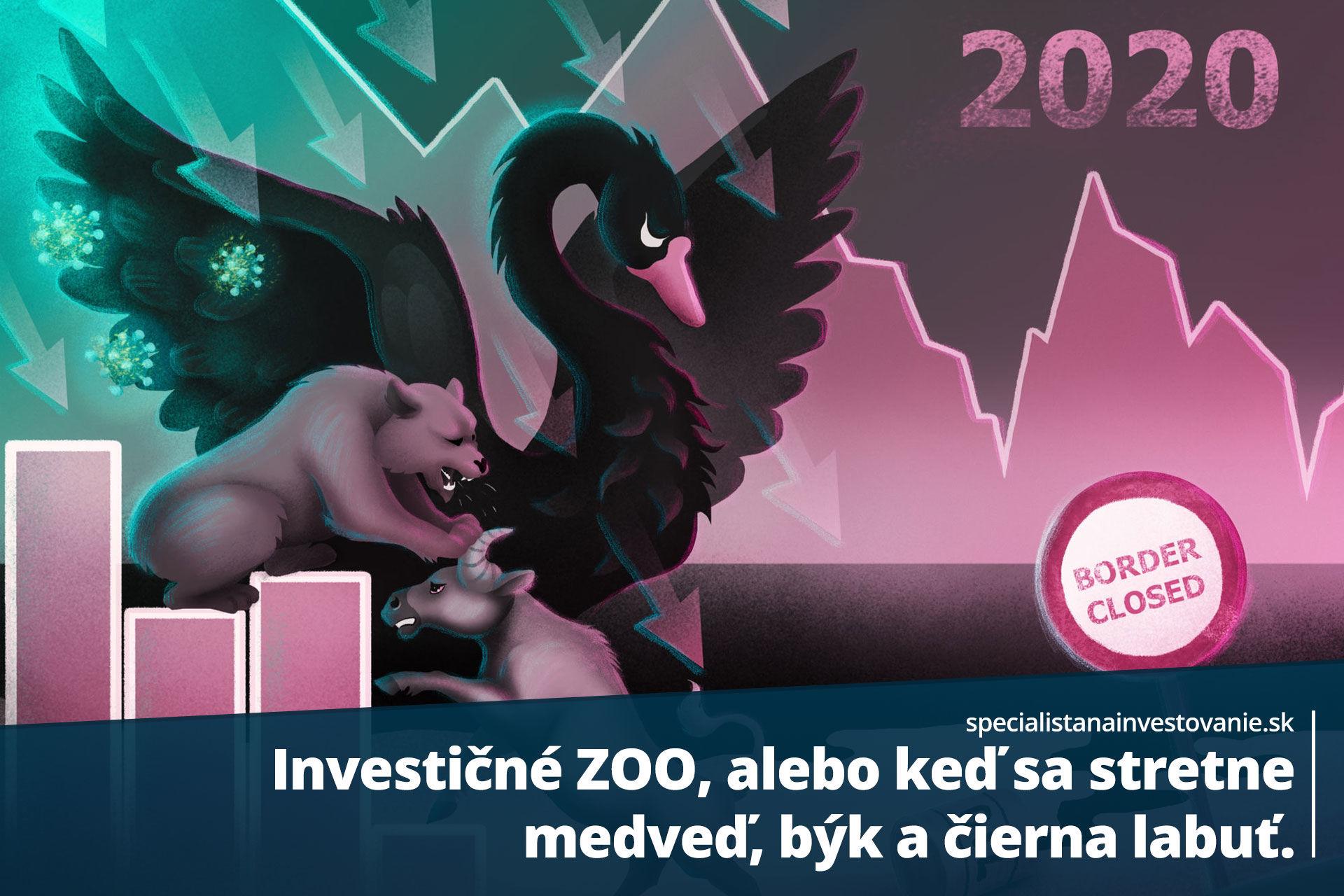 čierna labuť v investovaní